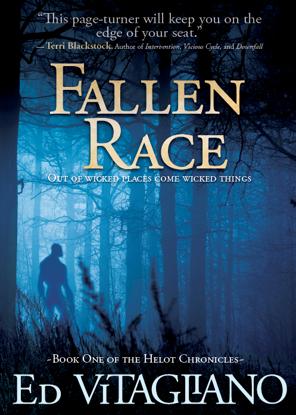Picture of Fallen Race Audiobook