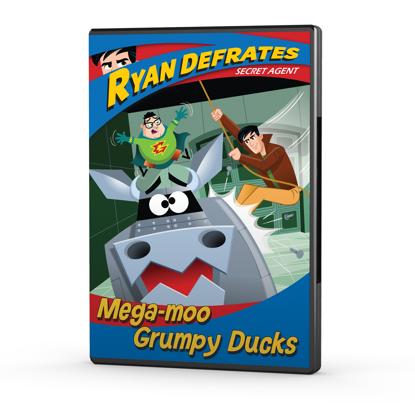 Picture of Ryan Defrates: Secret Agent - Episode 2: Mega-Moo Grumpy Ducks