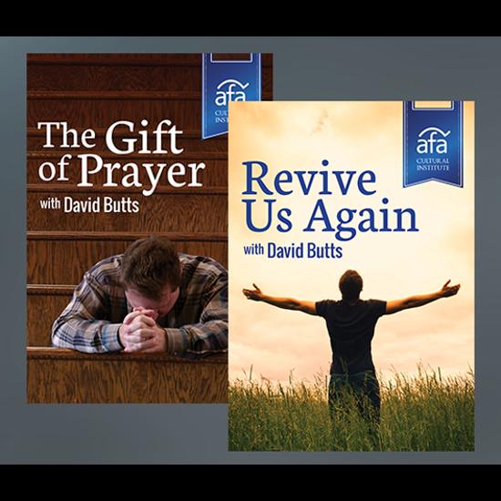 Picture of Cultural Institute: David Butts Prayer Series