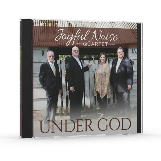 Picture of Under God by Joyful Noise Quartet Digital download (audio)