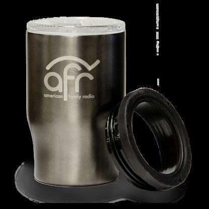 Picture of AFR 12 oz 3-in-1 Titanium Tumbler