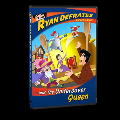 Picture of Ryan Defrates: Secret Agent - Episode 8: The Undercover Queen