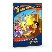 Picture of Ryan Defrates: Secret Agent - Episode 8: The Undercover Queen DVD