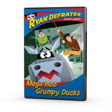 Picture of Ryan Defrates: Secret Agent - Episode 2: Mega-Moo Grumpy Ducks On Demand