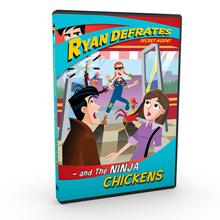 Picture of Ryan Defrates: Secret Agent - Episode 7: The Ninja Chicken On Demand
