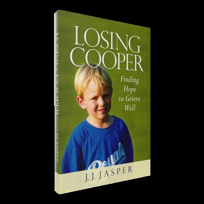 Picture of Losing Cooper by J.J. Jasper