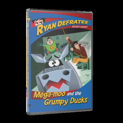 Picture of Ryan Defrates: Secret Agent - Episode 2: Mega-Moo Grumpy Ducks DVD